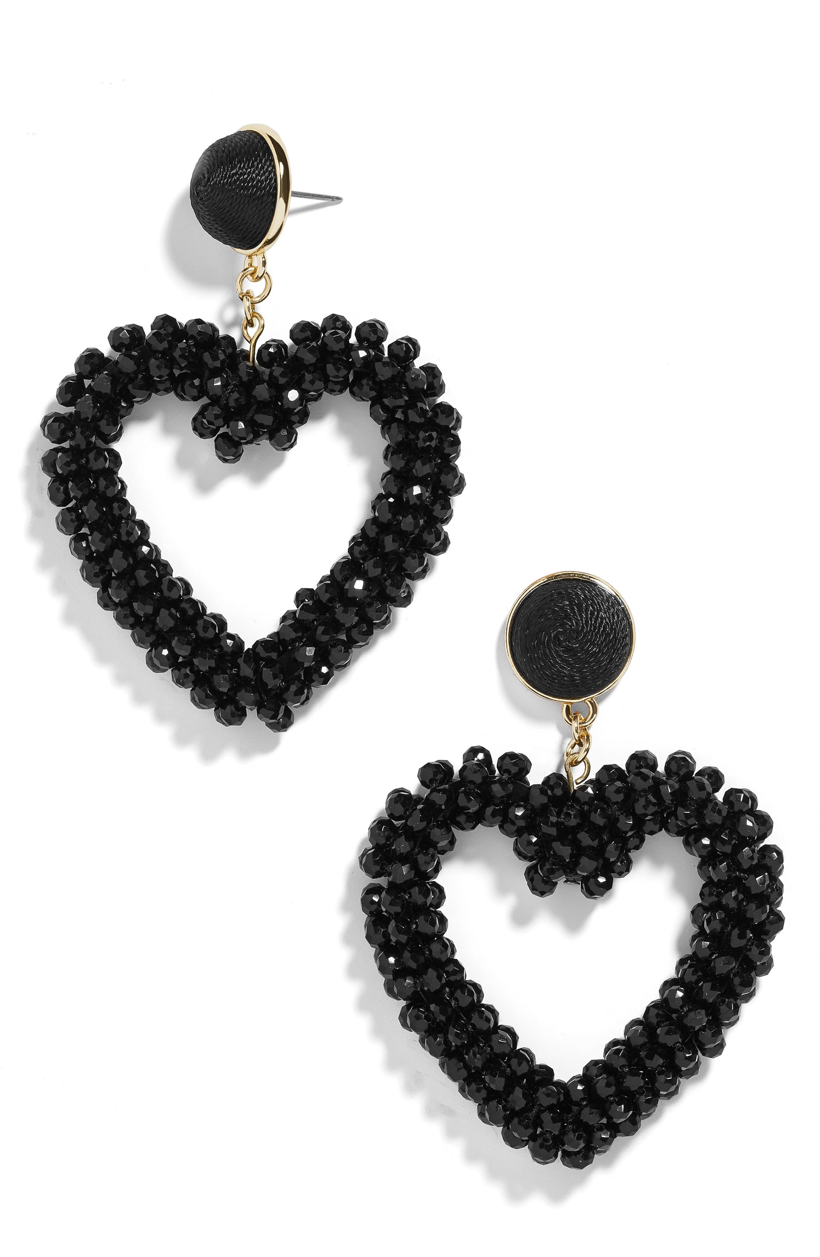 48501103e Baublebar Amissa Heart Drop Earrings