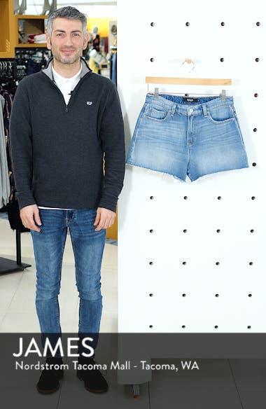 Jade Cutoff Boyfriend Shorts, sales video thumbnail