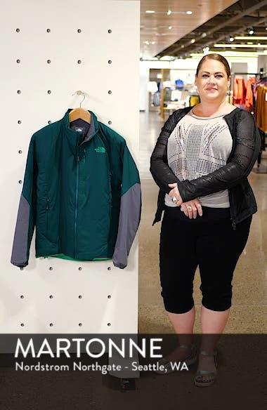 Ventrix Water Resistant Ripstop Jacket, sales video thumbnail