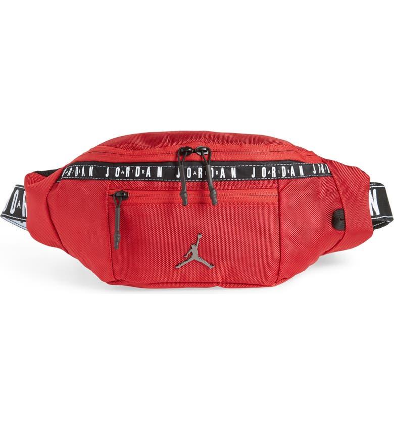 diseño de calidad fotos oficiales disfruta de precio barato Jordan Ele Jacquard Belt Bag (Kids) | Nordstrom