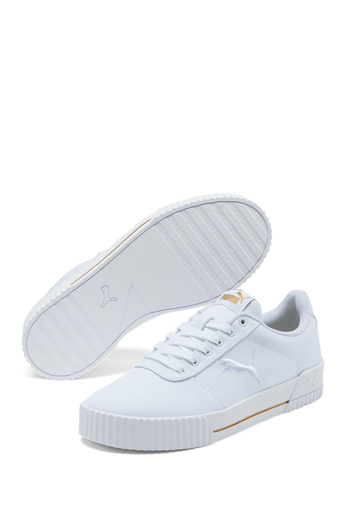 Image of PUMA Carina Summer Cat Low Top Sneaker