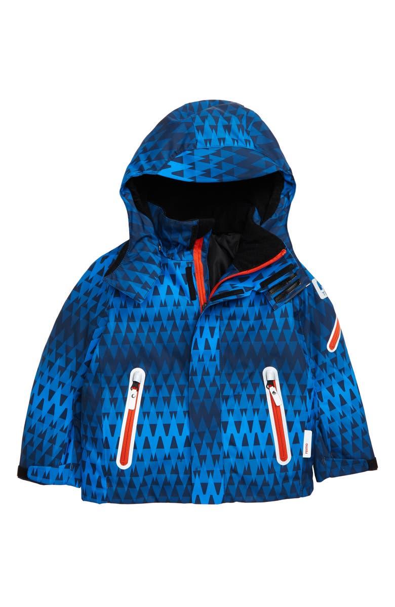 REIMA Reimatec<sup>®</sup> Waterproof Winter Jacket, Main, color, NAVY