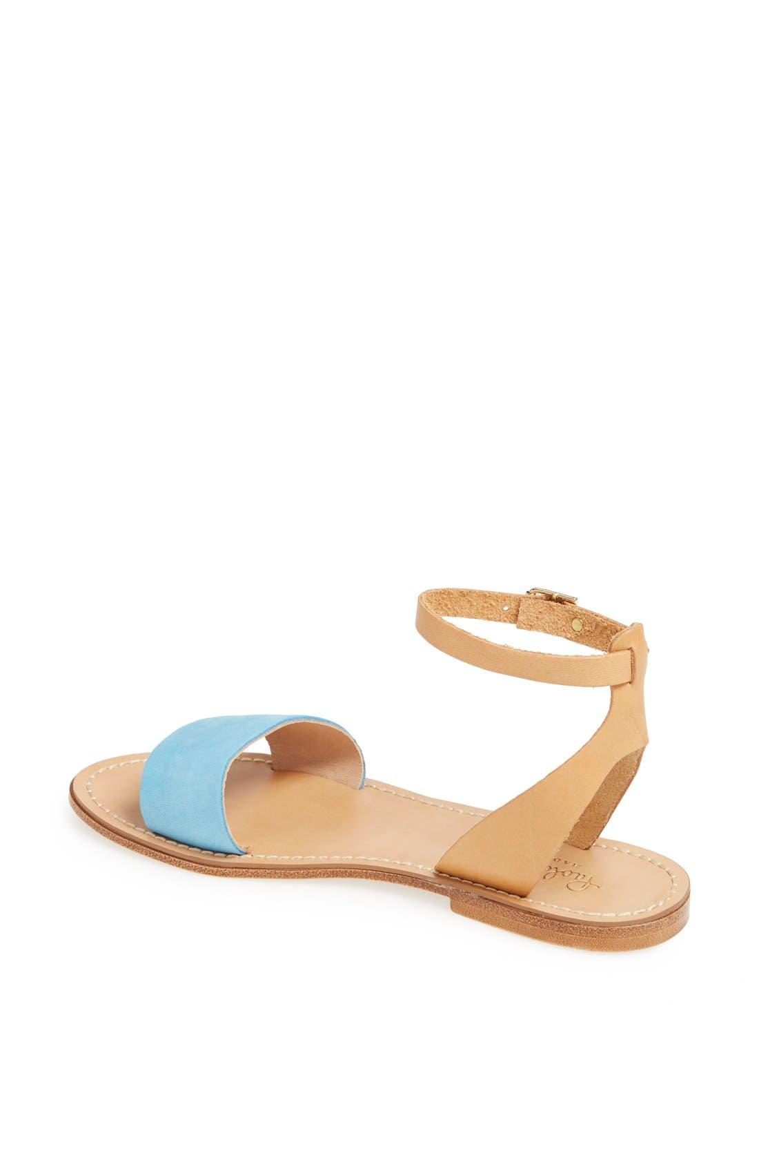 ,                             'Sardinia' Sandal,                             Alternate thumbnail 16, color,                             404