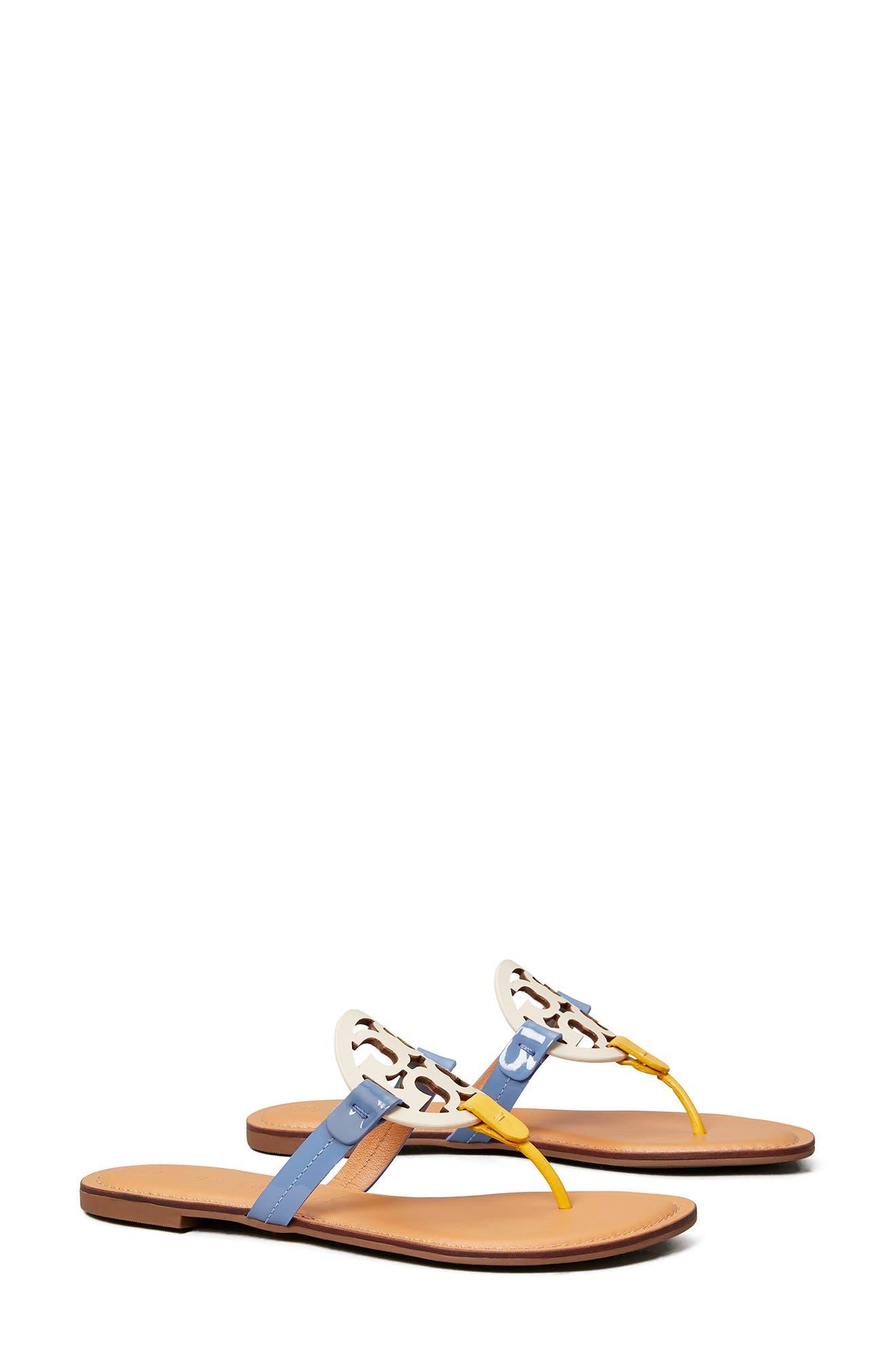 Women's Ivory Sandals and Flip-Flops