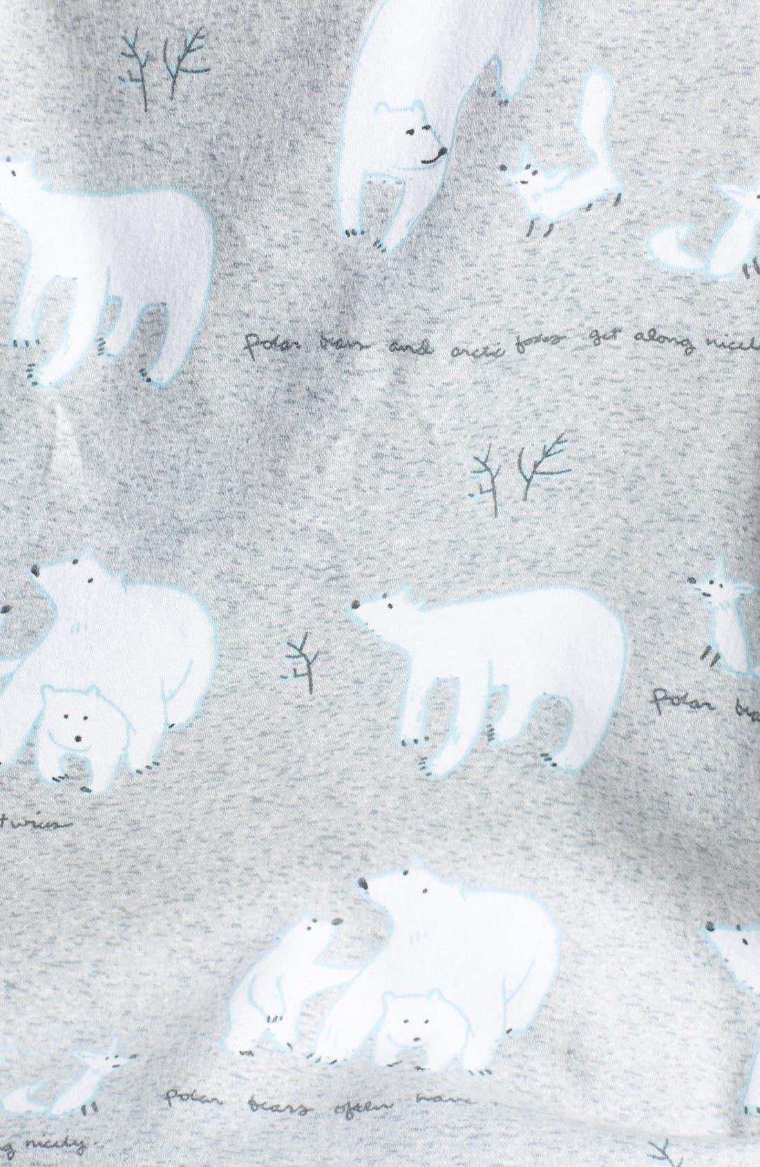 ,                             Flannel Pajamas,                             Alternate thumbnail 3, color,                             021
