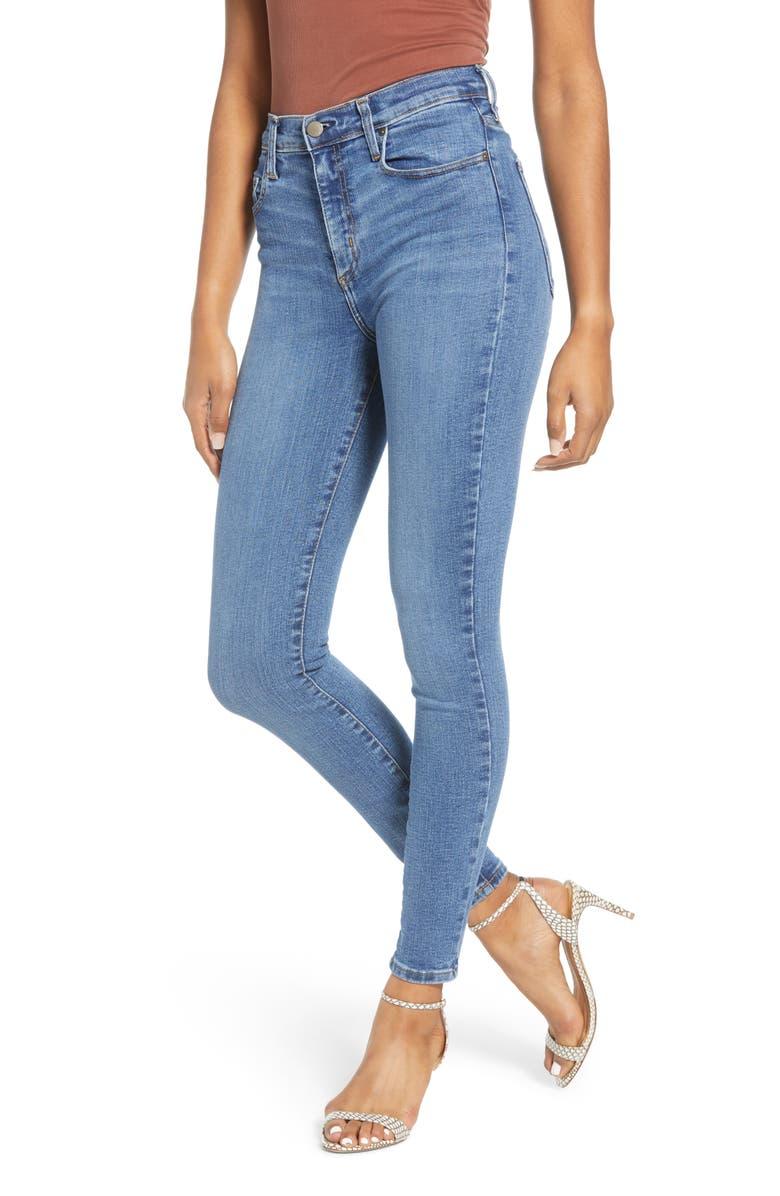 NOBODY DENIM Cult Ankle Skinny Jeans, Main, color, WINNER