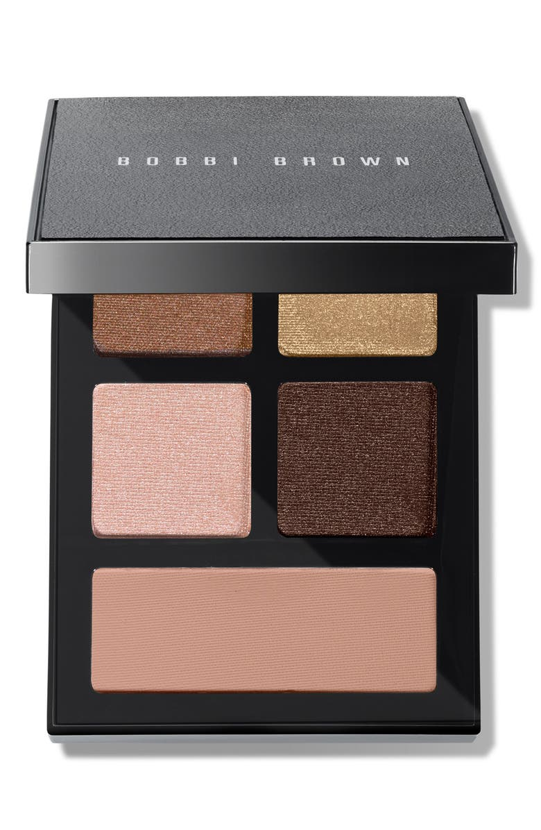 BOBBI BROWN Essential Multi-Color Eyeshadow Palette, Main, color, BURNISHED BRONZE