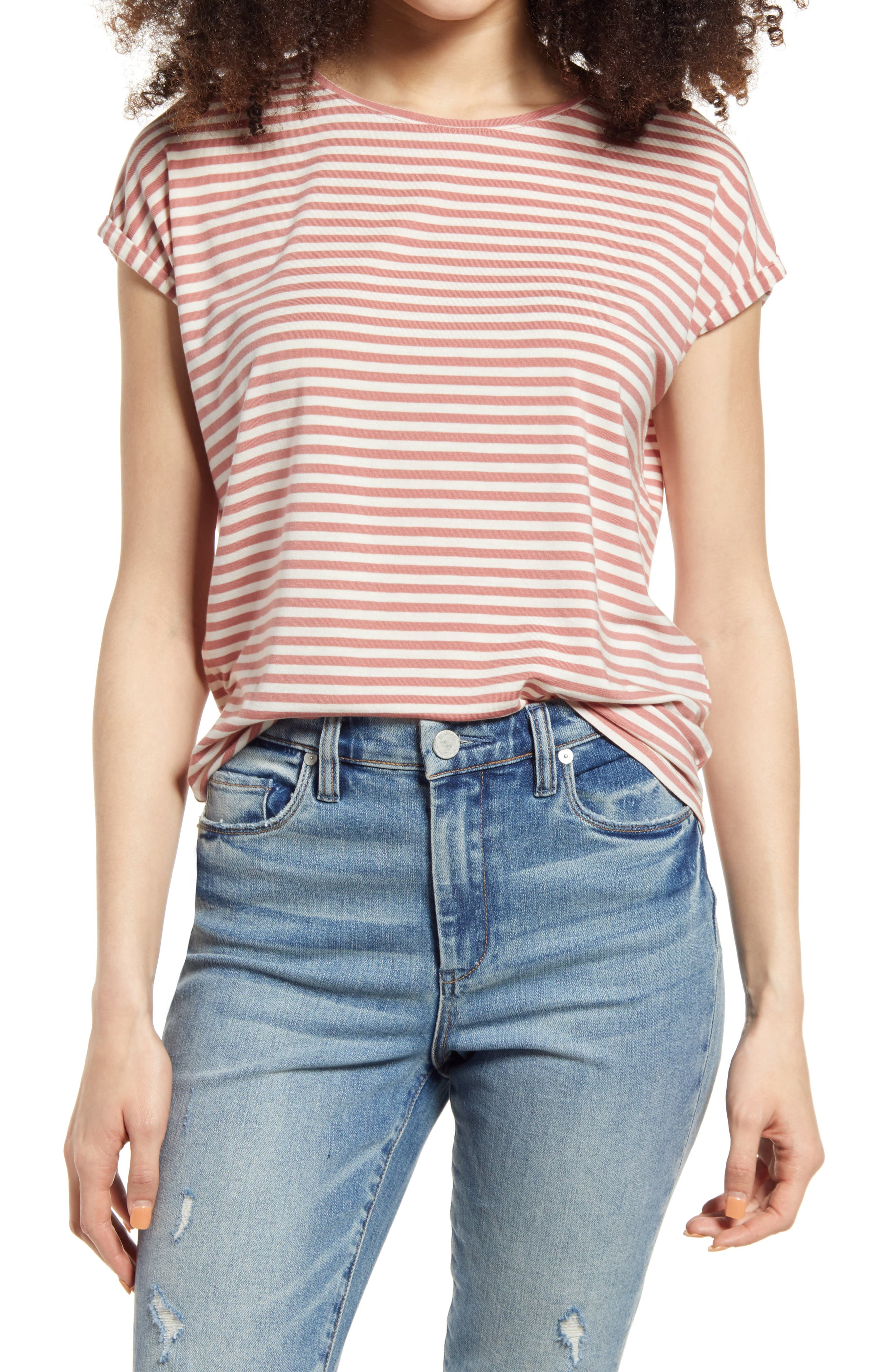 Ava Stripe T-Shirt