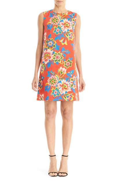 Carolina Herrera Dresses SLEEVELESS SHIFT DRESS