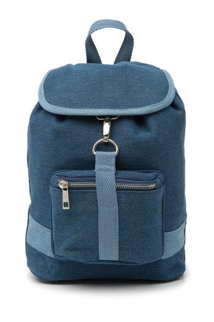 Image of Madden Girl Denim Small Backpack