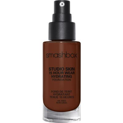 Smashbox Studio Skin 15 Hour Wear Hydrating Foundation - 4.5 Very Deep Warm