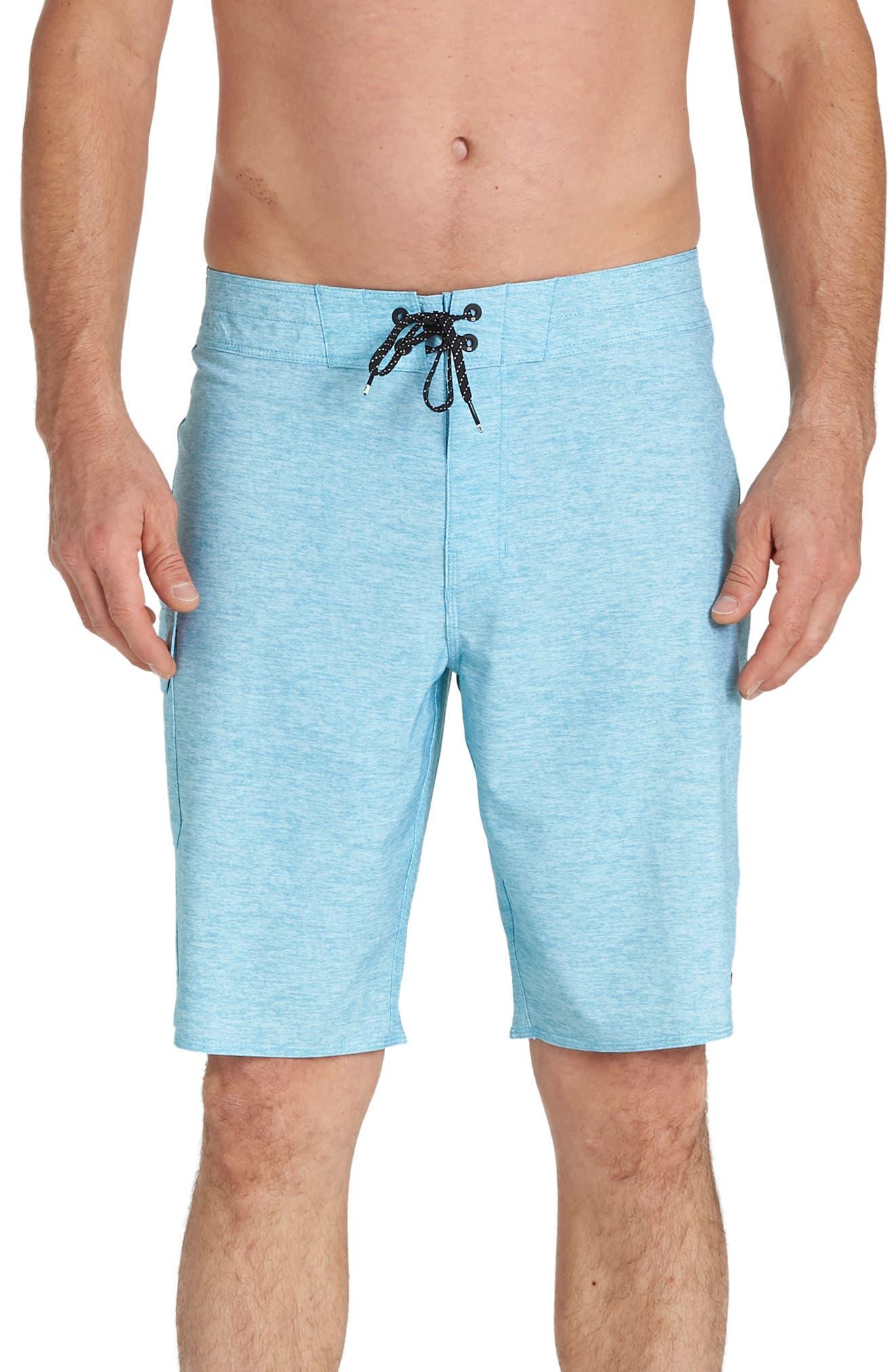Billabong All Day Pro Board Shorts, Blue