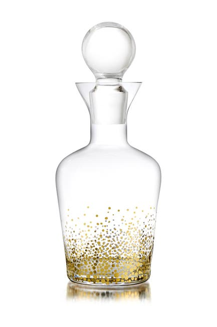 Image of Jay Import Gold Luster Decanter