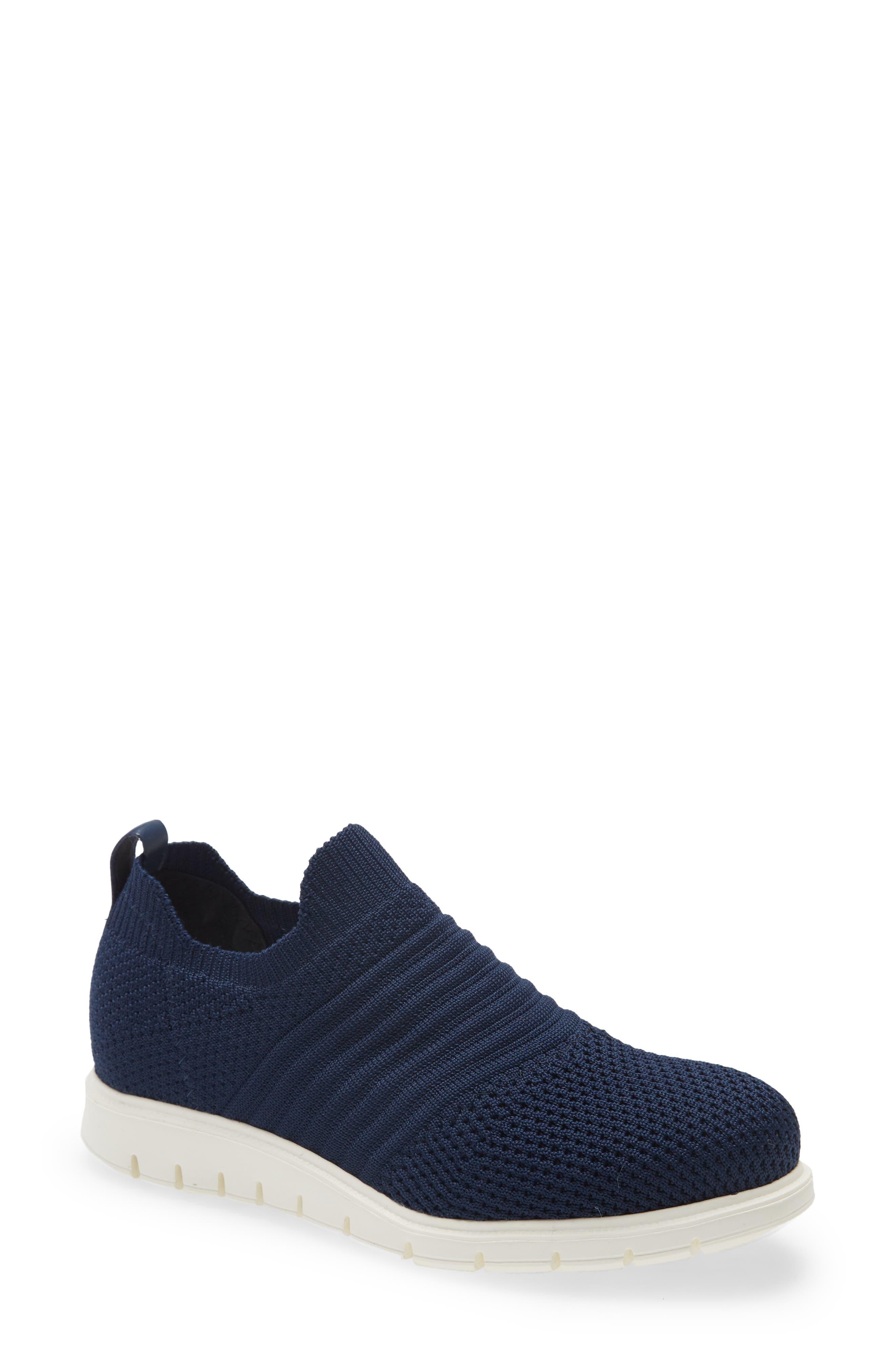 Knit Pull-On Sneaker