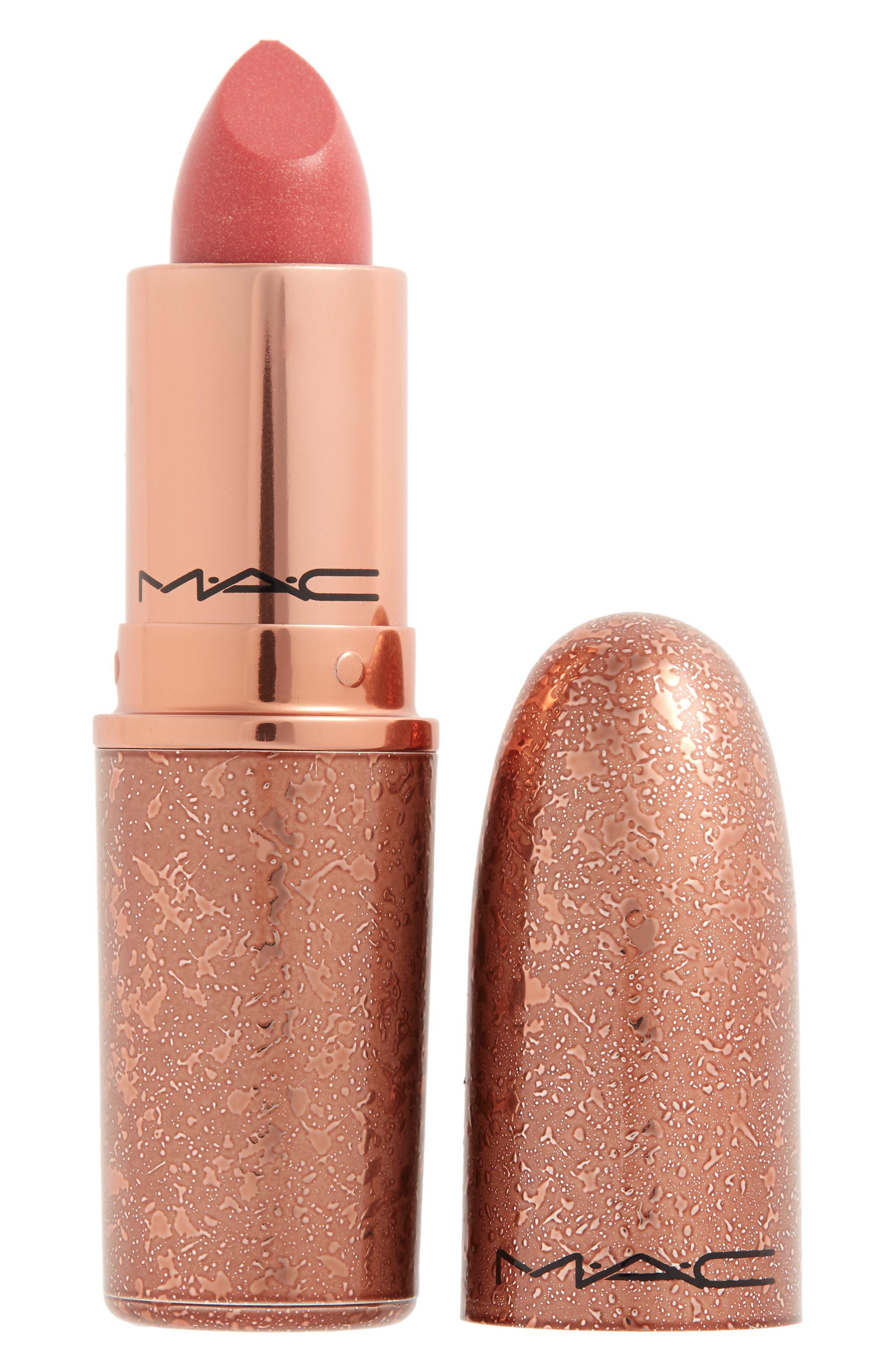 Image of MAC Cosmetics Bronzing 2020 Lustre Lipstick