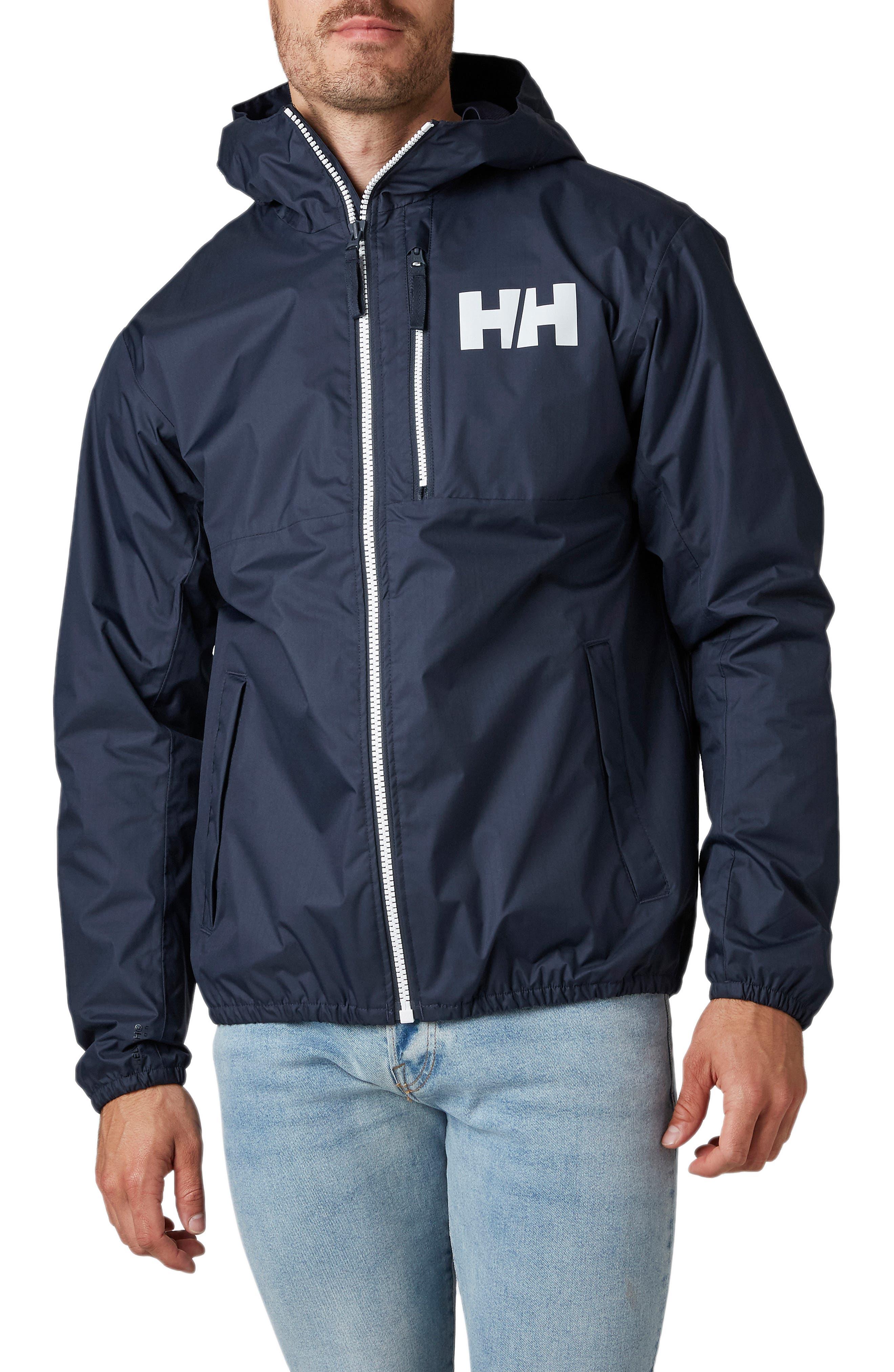 Belfast Waterproof Packable Hooded Jacket