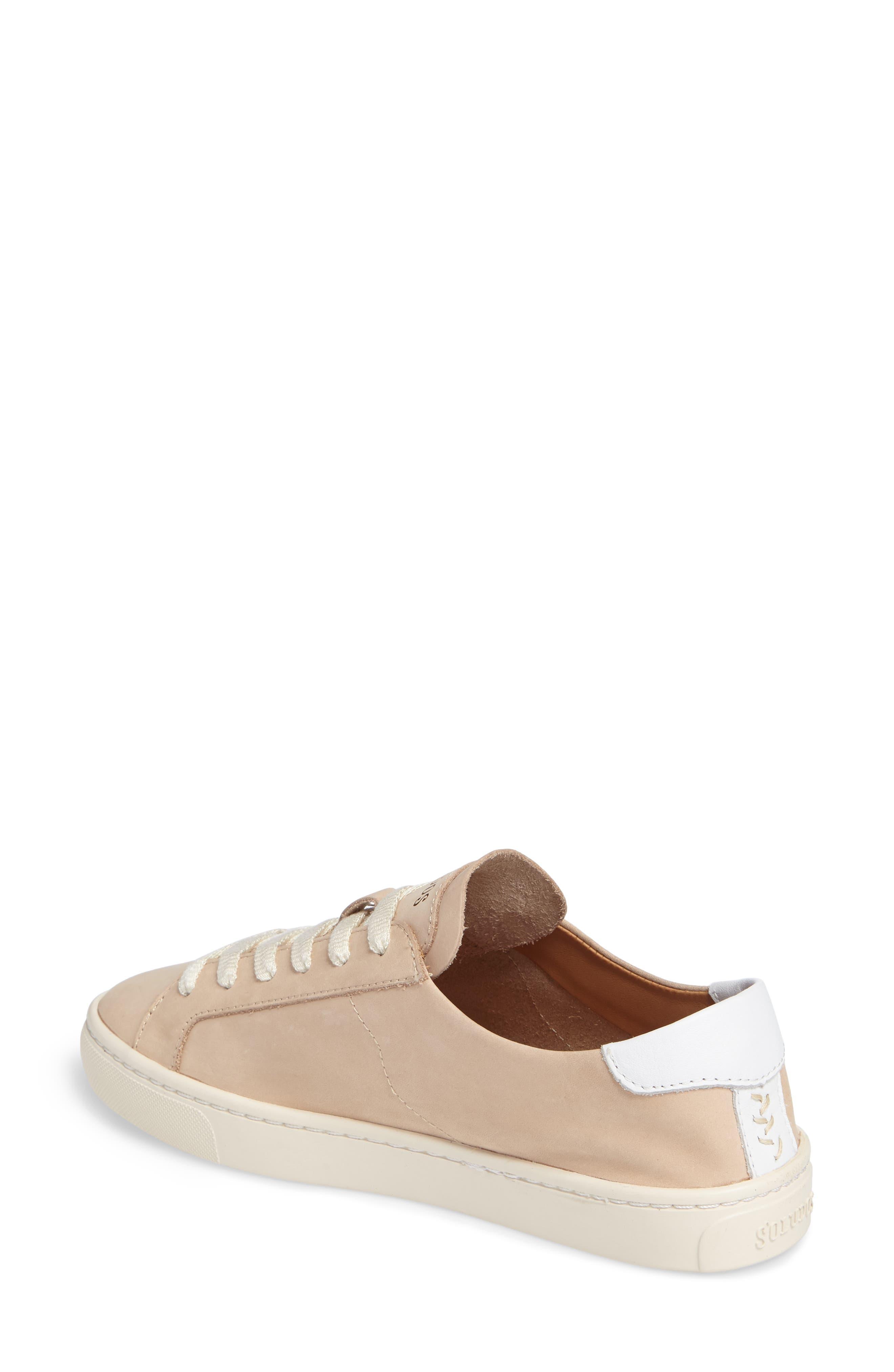 ,                             Ibiza Sneaker,                             Alternate thumbnail 2, color,                             NUDE