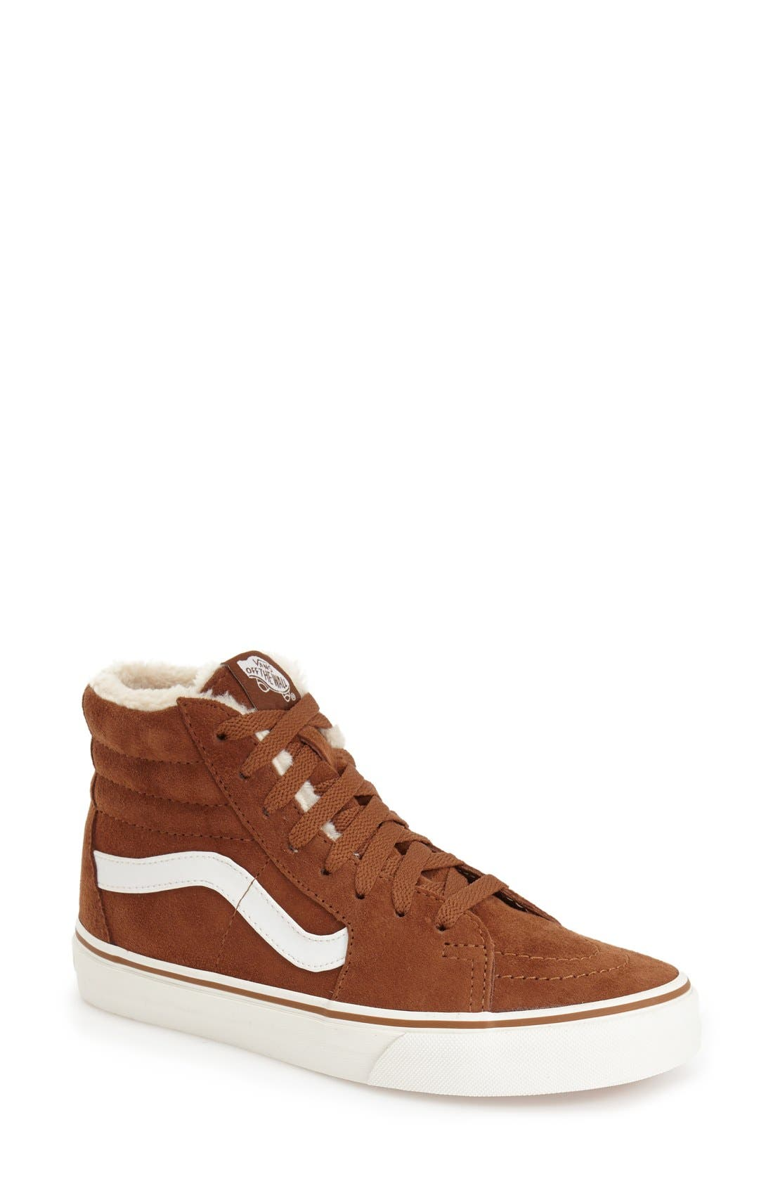 ,                             Sk8-Hi Checker Sneaker,                             Main thumbnail 35, color,                             200