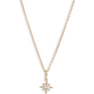 Loren Stewart Diamond Nova Pendant Necklace
