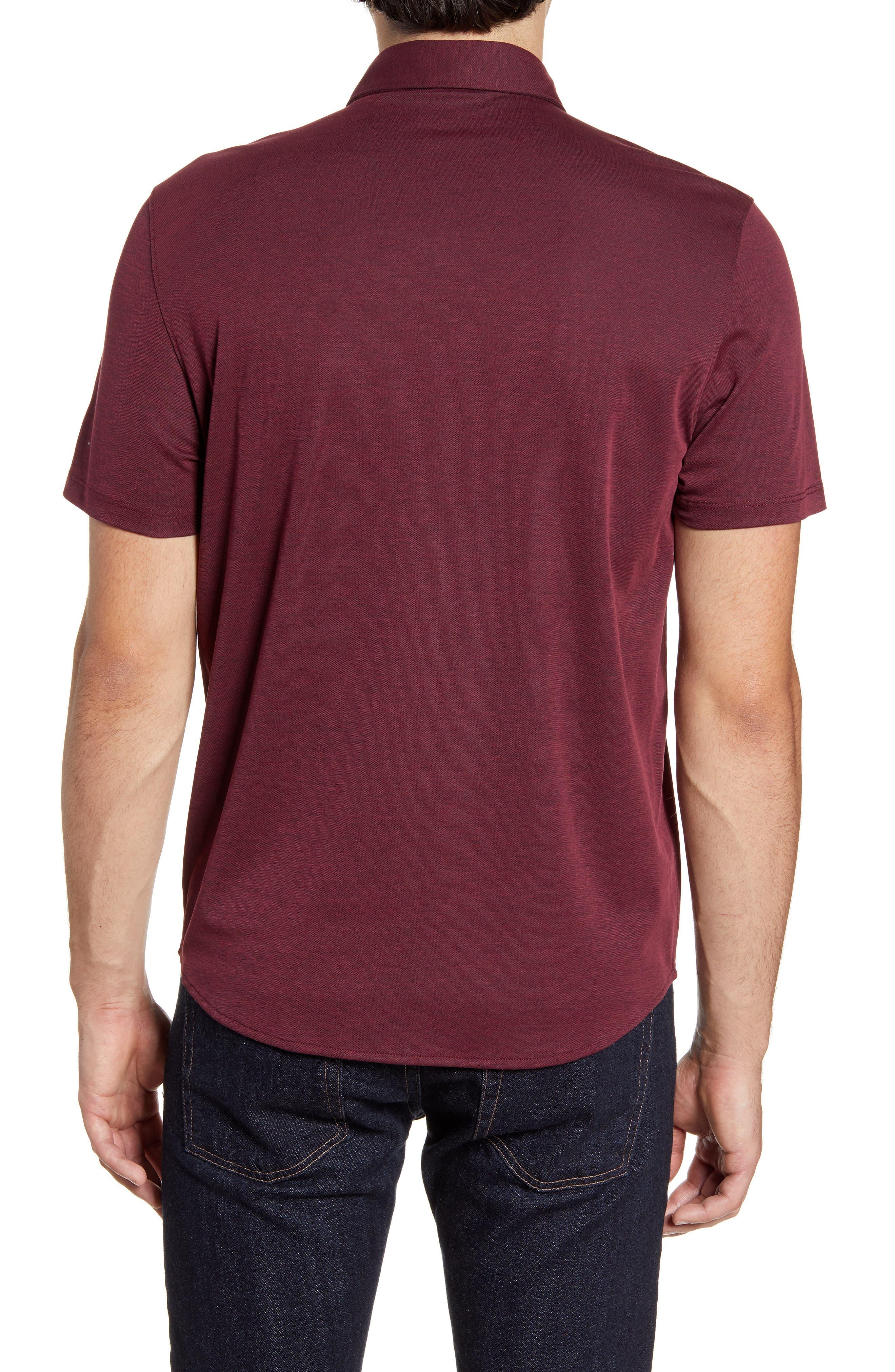 ,                             Caruth Regular Fit Short Sleeve Sport Shirt,                             Alternate thumbnail 37, color,                             930