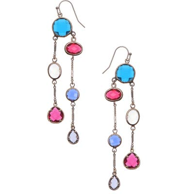 Nakamol Design Montana 2-Strand Drop Earrings