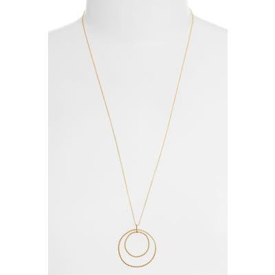 Gorjana Bali Long Pendant Necklace