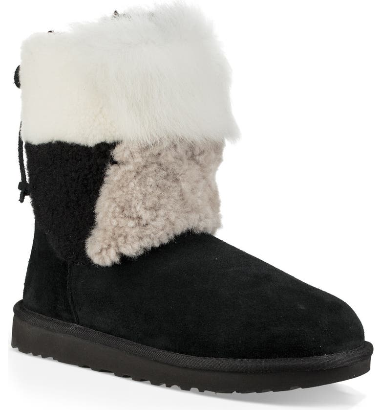 758875cacf8 Patchwork Fluff Classic Bootie