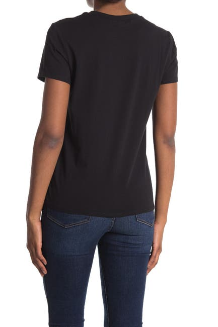 Image of PAM AND GELA Short Sleeve Graphic T-Shirt