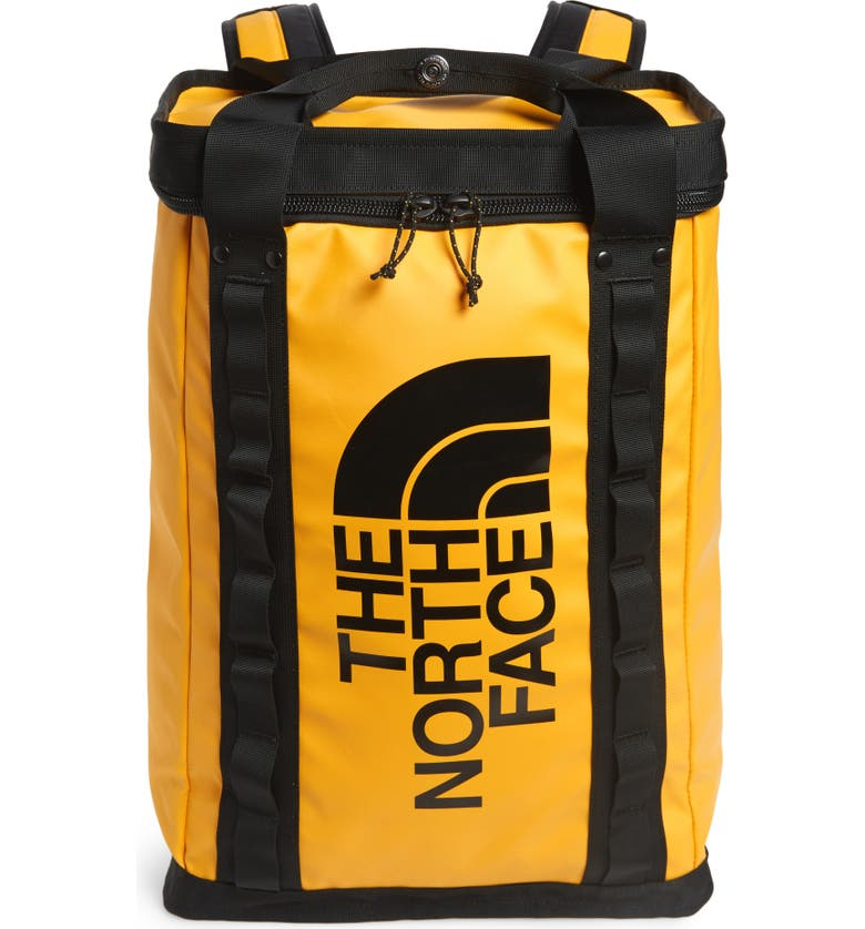THE NORTH FACE Explore Fusebox Backpack, Main, color, TNF YELLOW