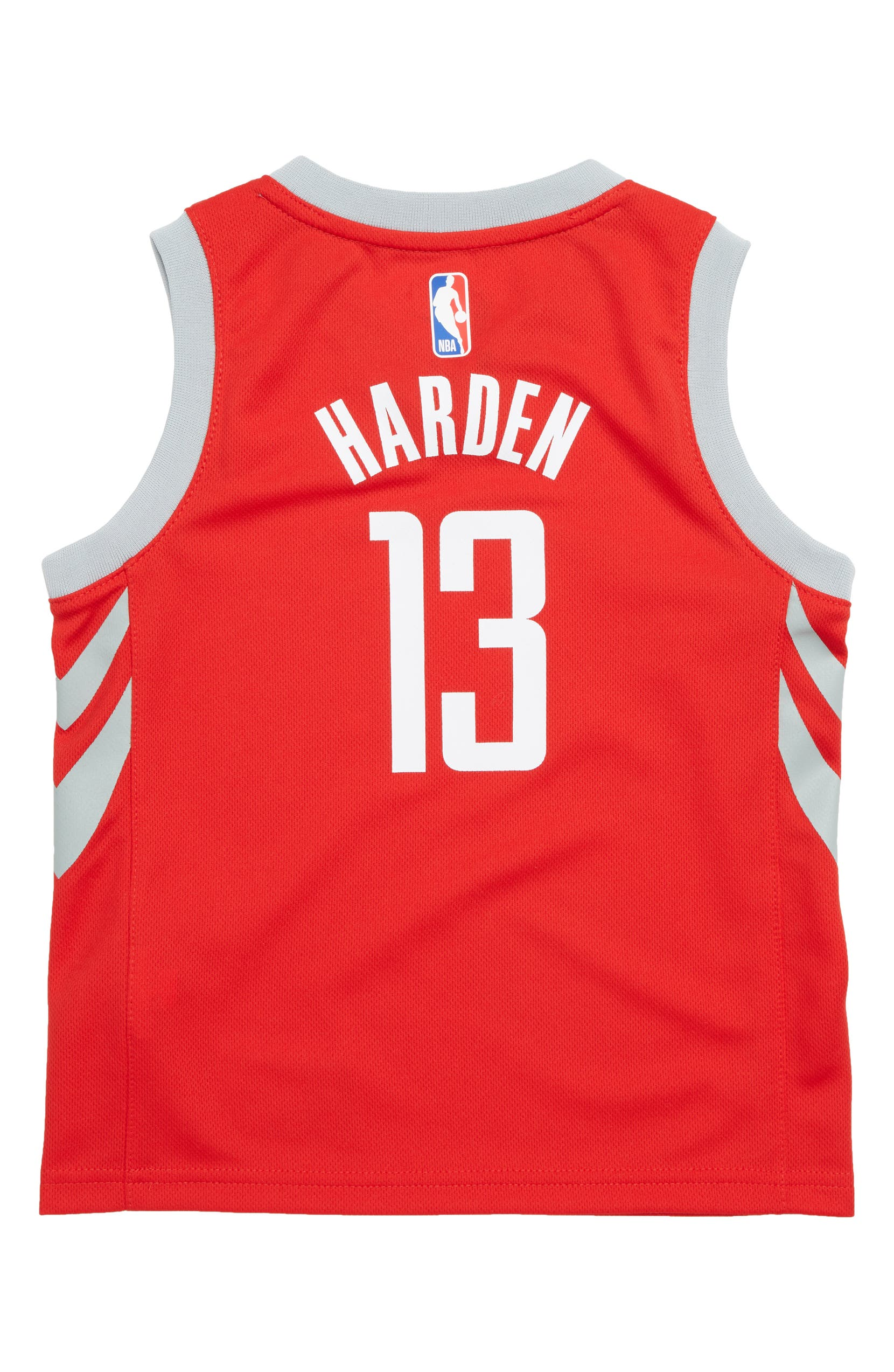 newest collection 0ecd3 9b3a3 Nike Houston Rockets James Harden Basketball Jersey (Toddler ...