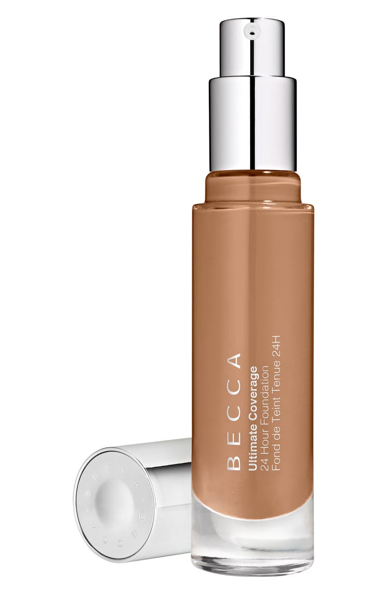 BECCA COSMETICS BECCA Ultimate Coverage 24 Hour Foundation, Main, color, TAN 4N1