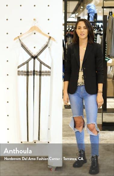 Crepe Back Satin Dress, sales video thumbnail