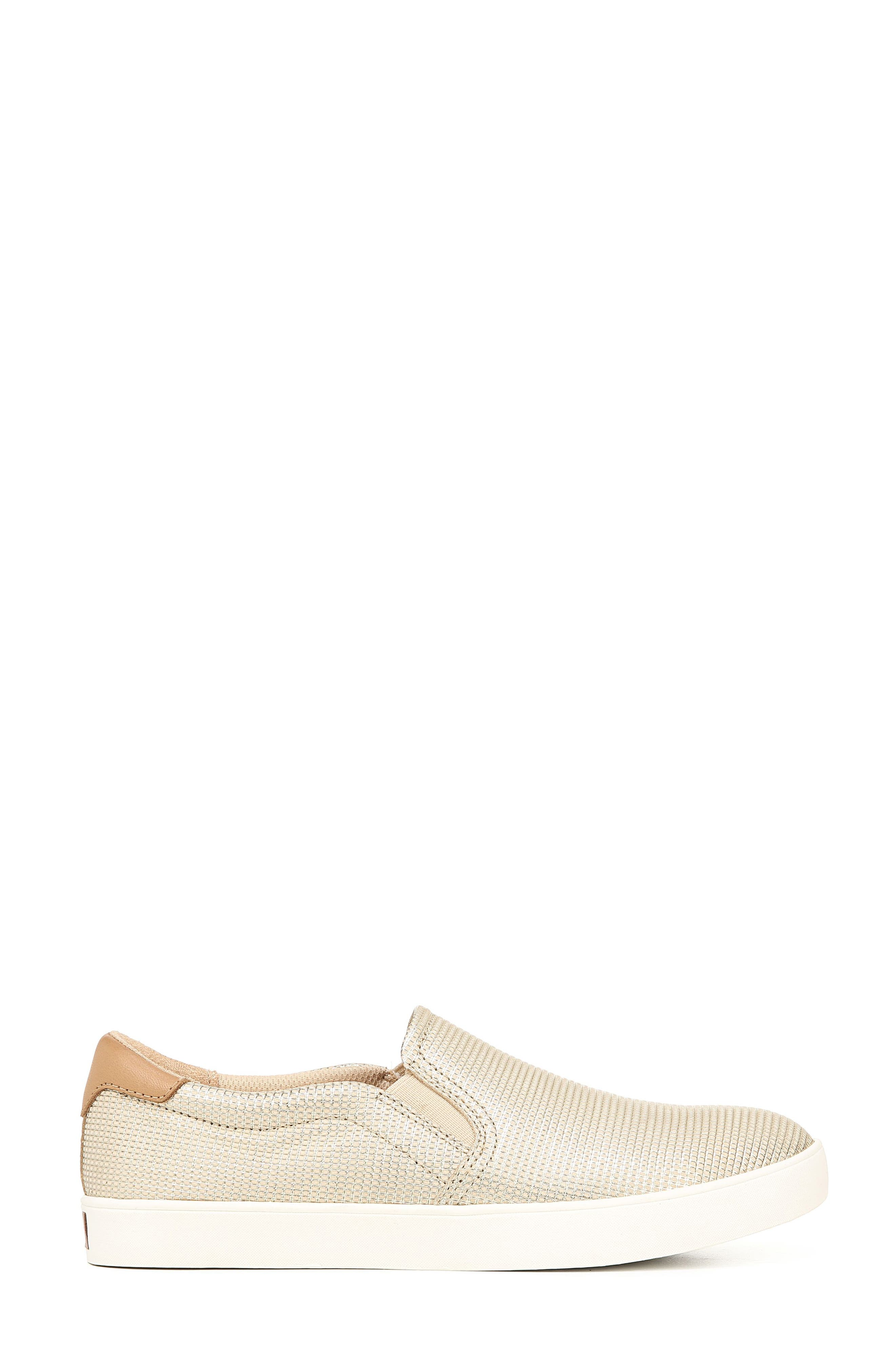 ,                             Original Collection 'Scout' Slip On Sneaker,                             Alternate thumbnail 3, color,                             BEIGE LEATHER