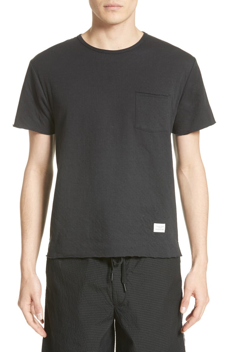 RAG & BONE Pocket T-Shirt, Main, color, 001