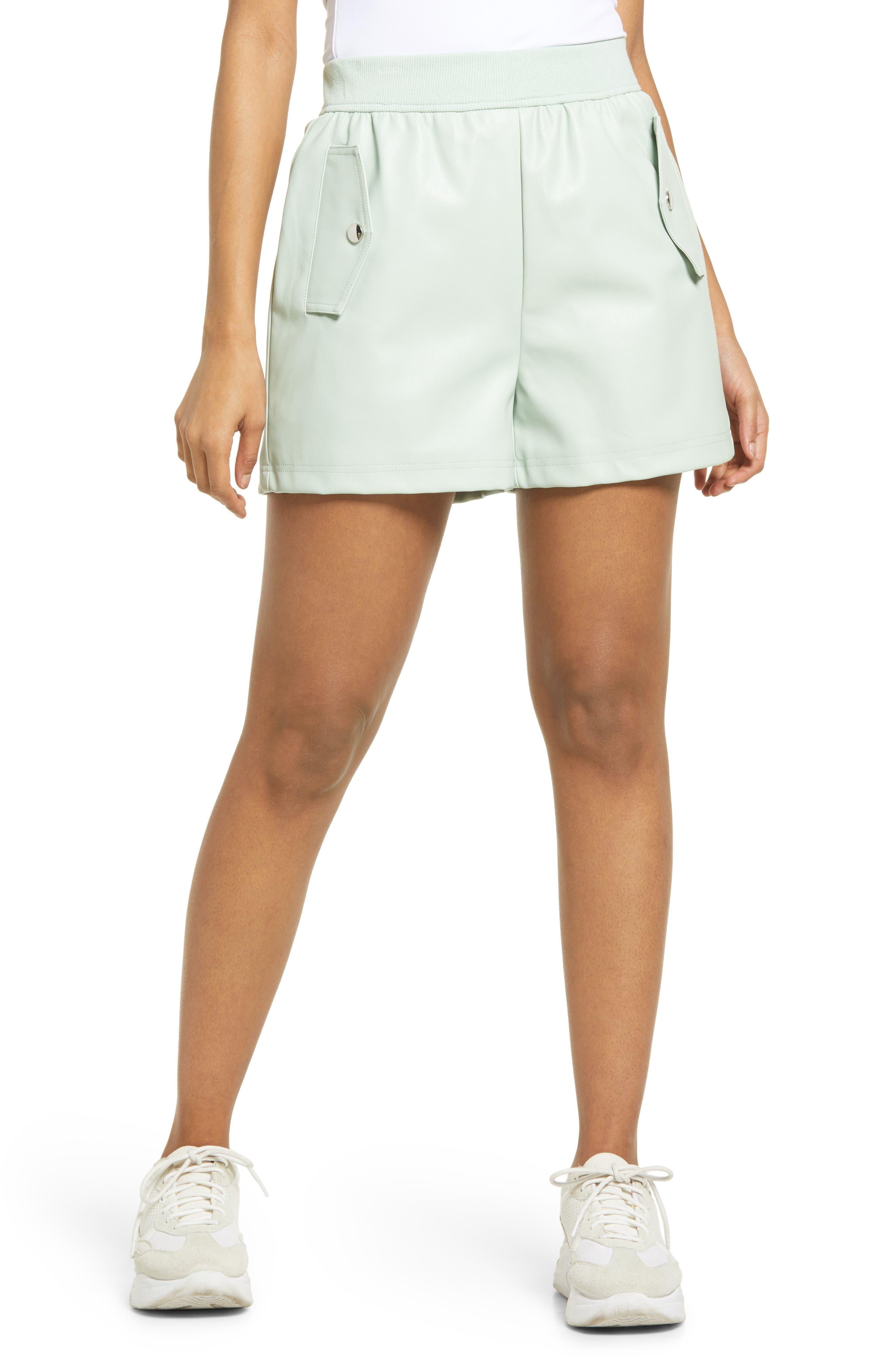 Women's Kendall + Kylie High Waist Shorts