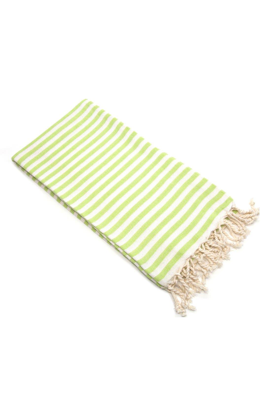 ,                             'Fun in the Sun' Turkish Pestemal Towel,                             Main thumbnail 10, color,                             340
