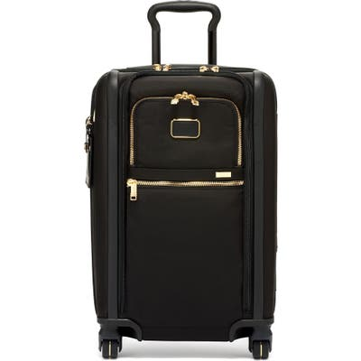 Tumi Alpha 3 Collection 22-Inch International Expandable Wheeled Carry-On Bag - Black