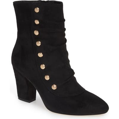 Bella Vita Gillian Ii Bootie, WW - Black