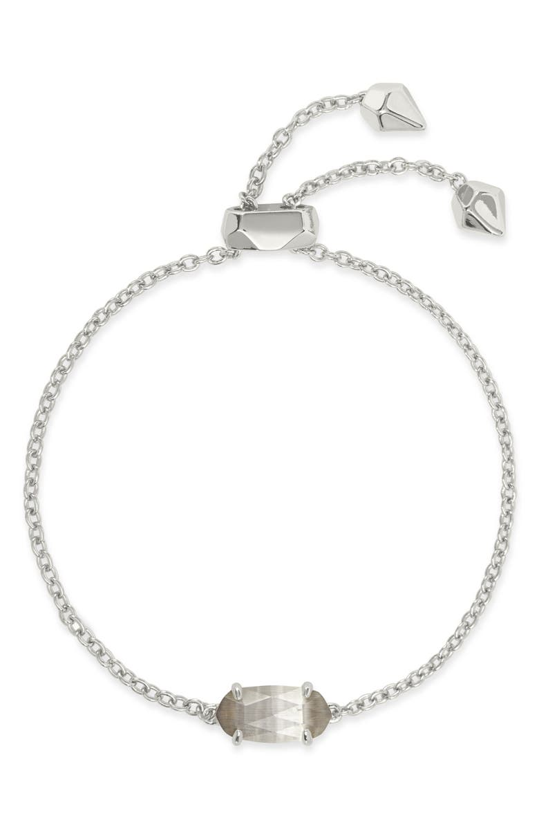 KENDRA SCOTT Everlyne Slider Bracelet, Main, color, 020
