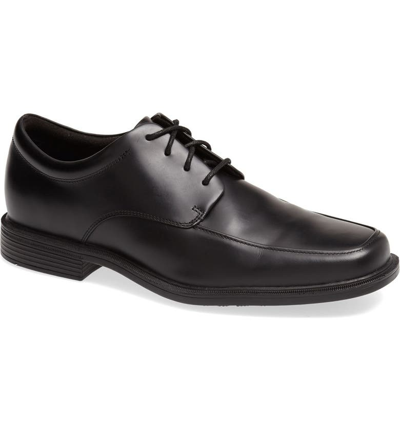 ROCKPORT 'Evander' Oxford, Main, color, BLACK