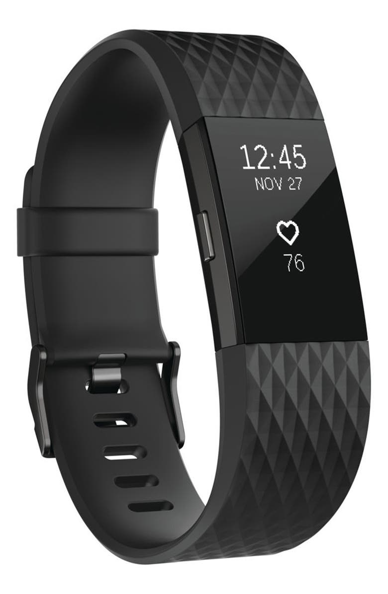 FITBIT Charge 2 Special Edition Wireless Activity & Heart Rate Tracker, Main, color, 001