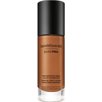 Bareminerals Barepro Performance Wear Liquid Foundation - 25 Cinnamon