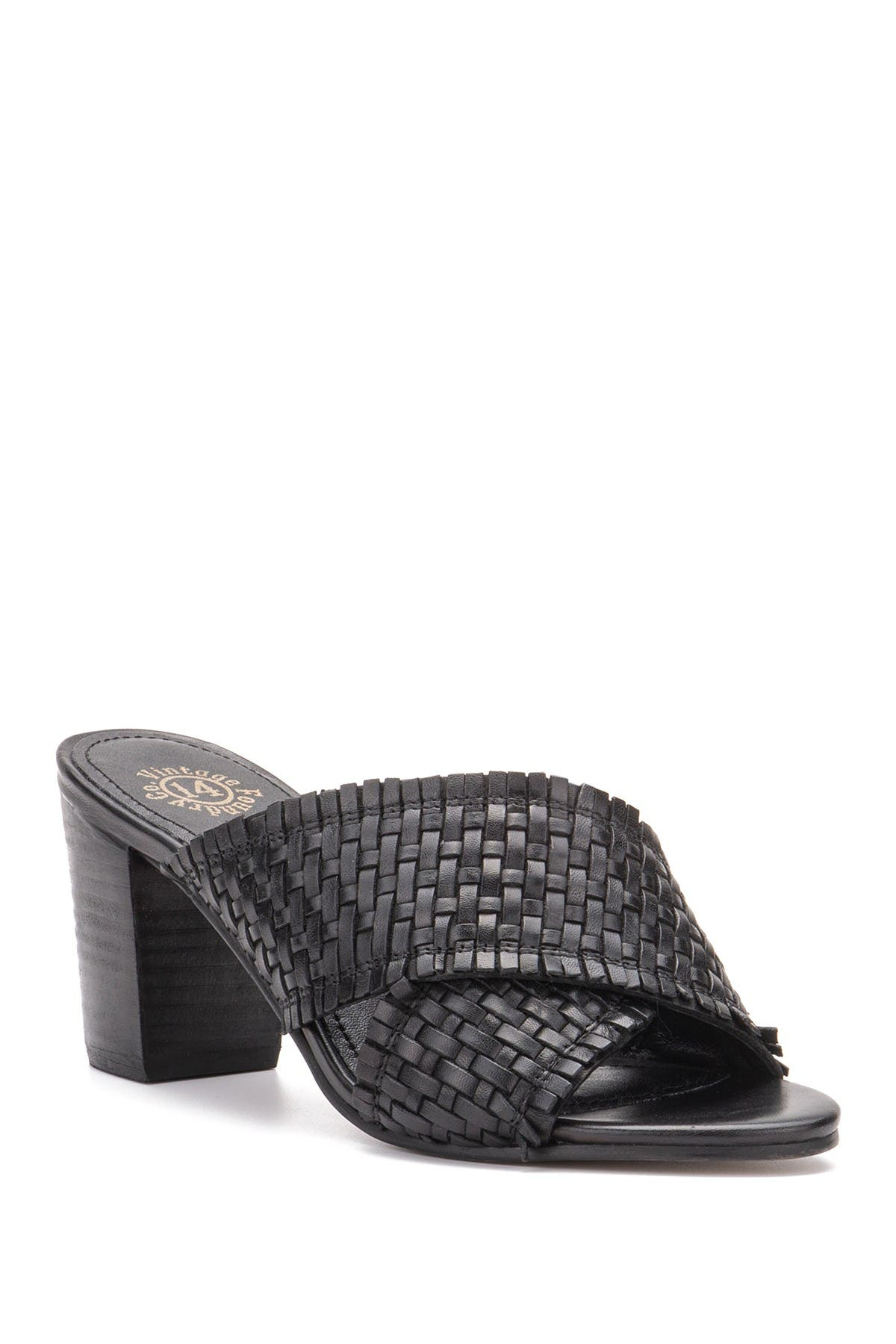 Image of Vintage Foundry Louisa Woven Sandal