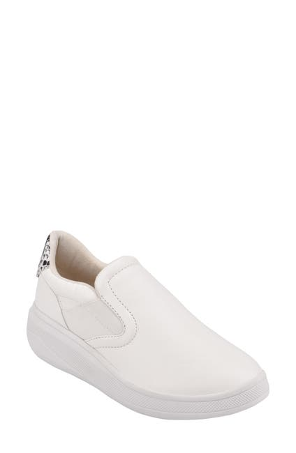 Image of EVOLVE Tye Leather Sneaker