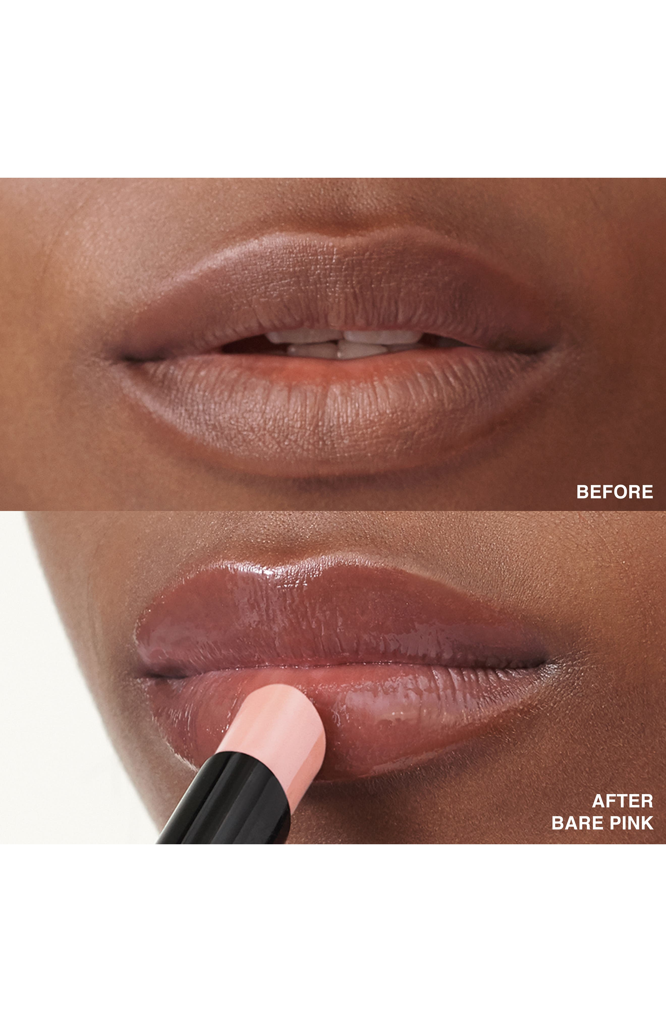 ,                             Extra Lip Tint,                             Alternate thumbnail 3, color,                             BARE PINK