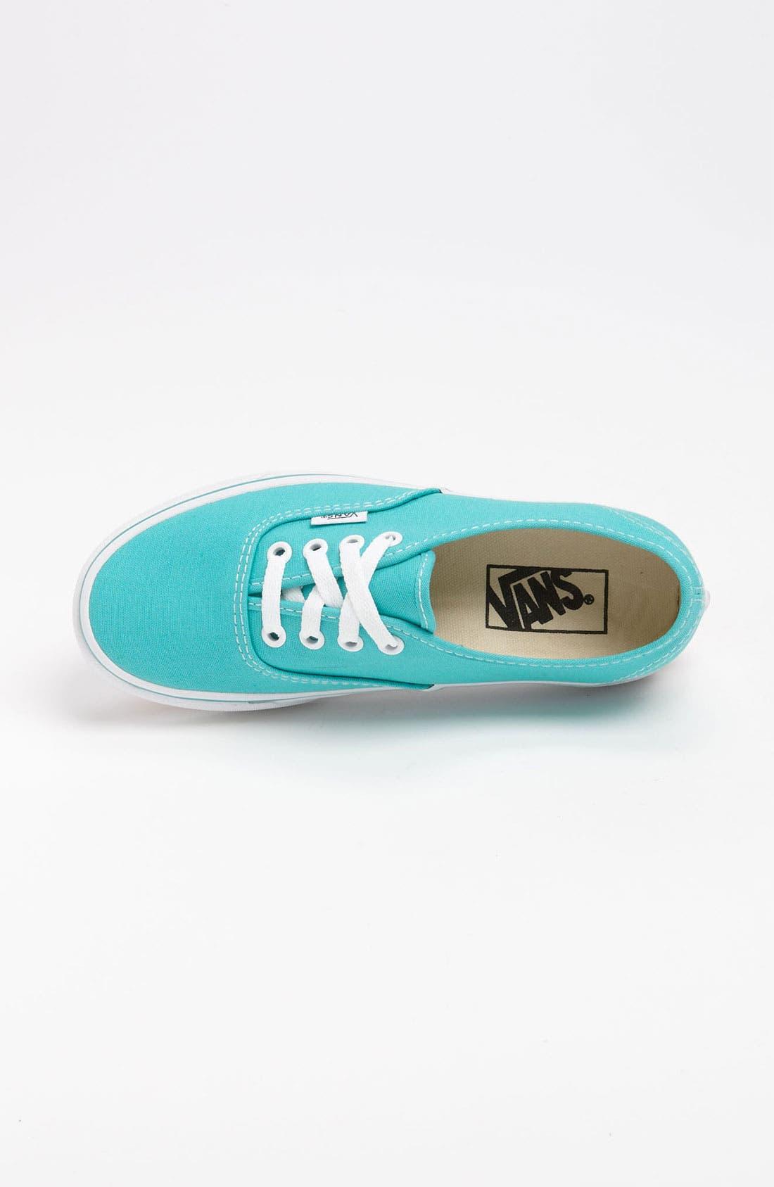 ,                             'Authentic' Sneaker,                             Alternate thumbnail 596, color,                             310