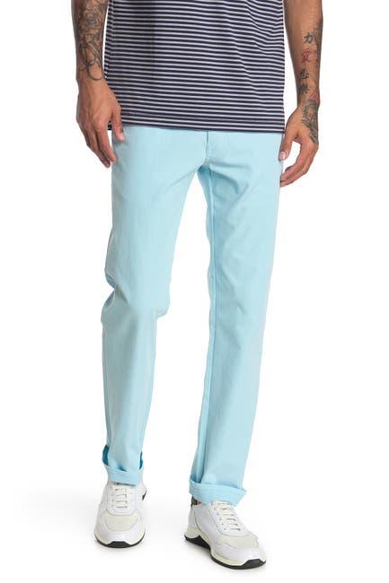 Image of Peter Millar Performance 5-Pocket Chino Pants