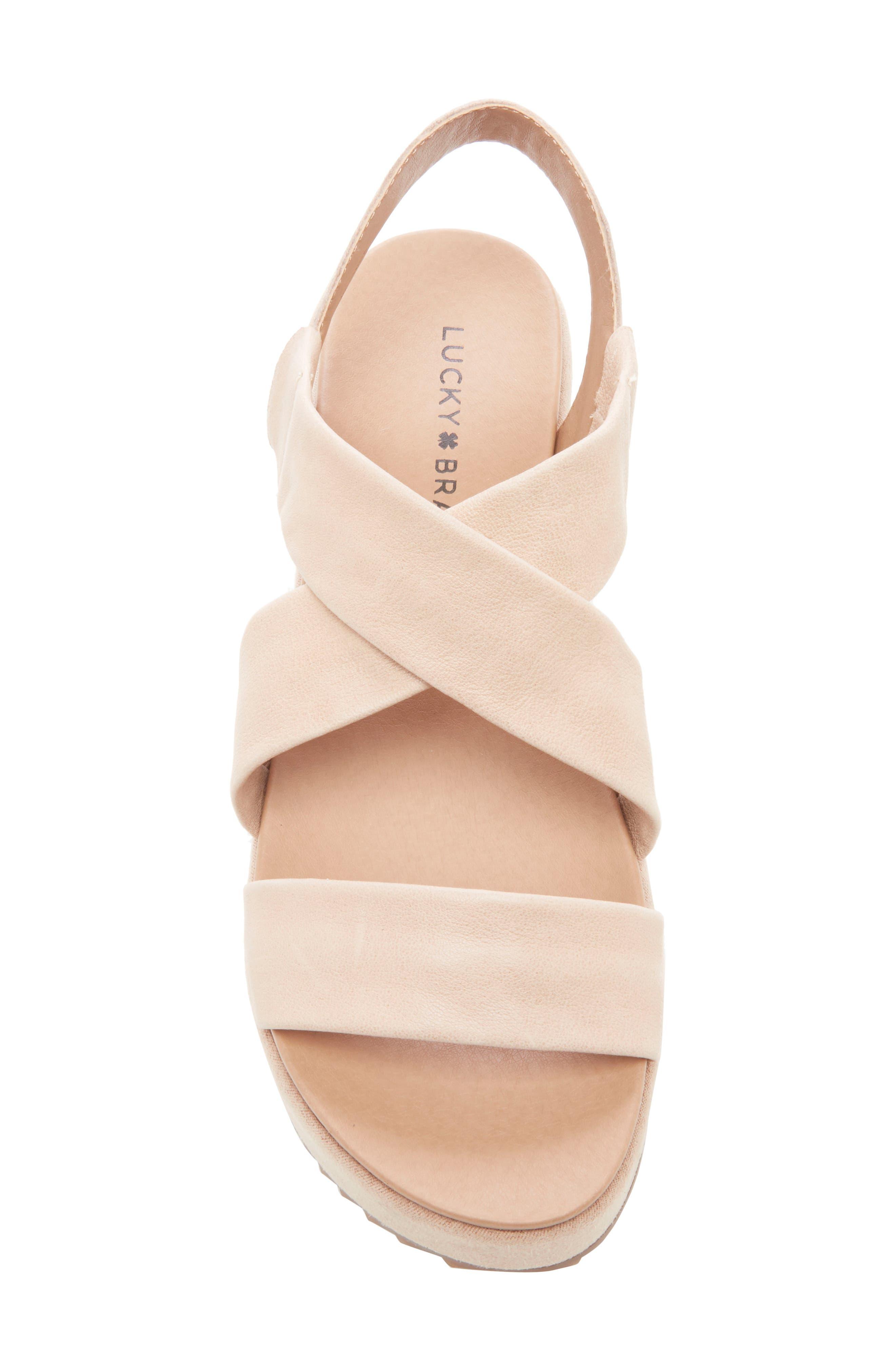,                             Waldyna Wedge Platform Sandal,                             Alternate thumbnail 13, color,                             270