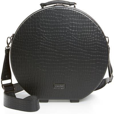 Calpak X Oh Joy! Medium Hardcase Hat Box - Black