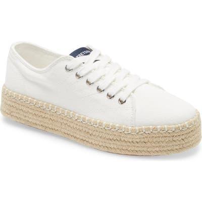 Tretorn Platform Espadrille Sneaker